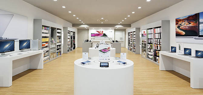 ofertas empleo tienda apple
