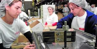ofertas de empleo fabricas de turron