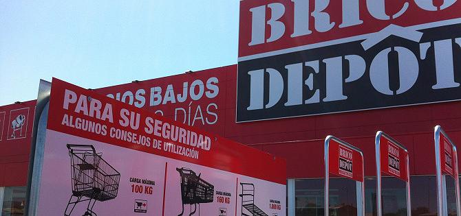 Ofertas de empleo en Sevilla: Próxima apertura de BricoDepot