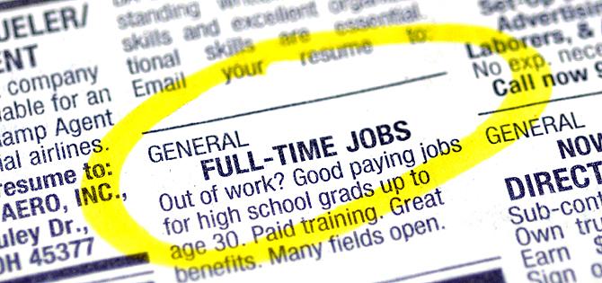 ofertas de trabajo