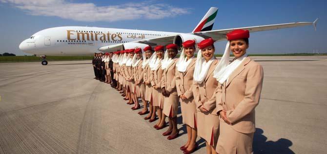 trabajo emirates