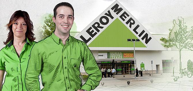 Leroy merlin ficha personal para trabajar en for Mono trabajo leroy merlin