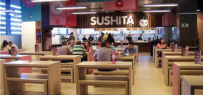 ofertas de empleo en madrid sushita