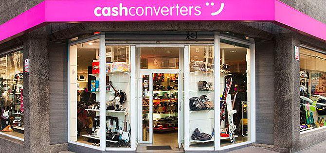 bolsa de empleo cash converters
