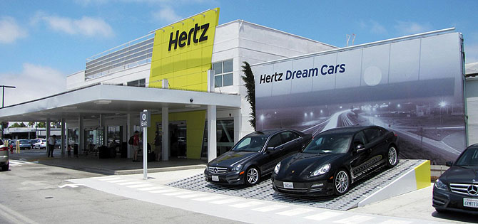 Hertz Rental Cars Walnut Creek Ca
