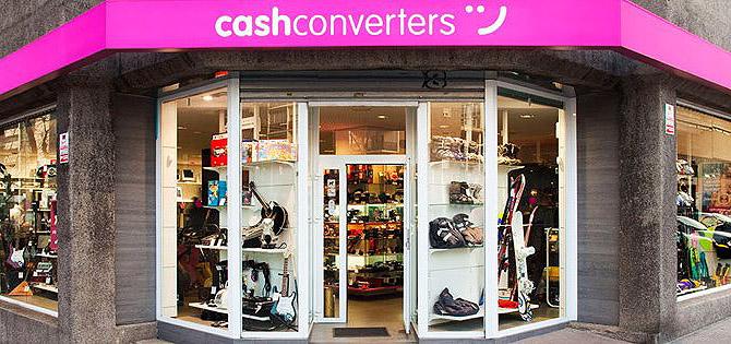 ofertas de empleo en madrid cash converters