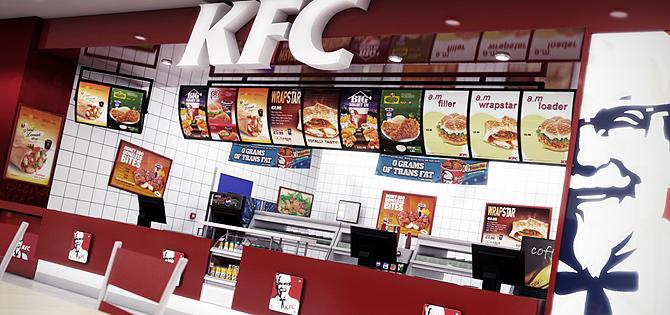 buscando trabajo KFC