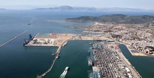 trabajo puerto de algeciras