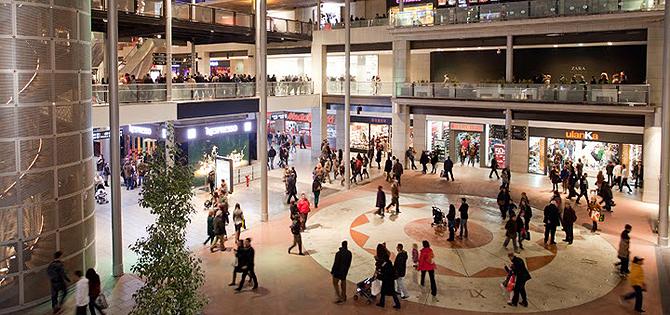 ofertas de empleo en barcelona centro comercial