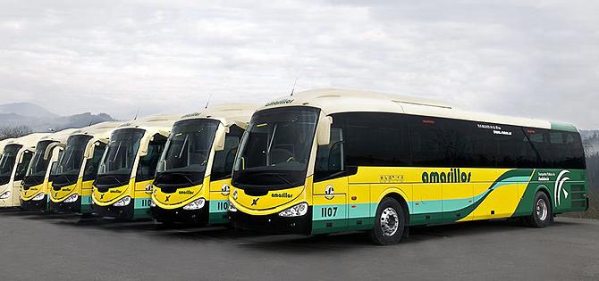 Conductores de autob s para los amarillos en la l nea de for Ofertas de empleo en la linea