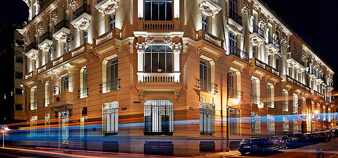 Trabajar En Hoteles De Lujo En Madrid