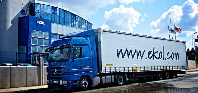 empleos ekol logistics