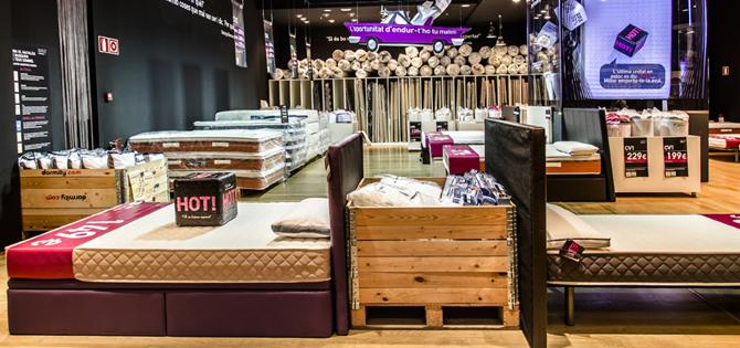 Vendedores para cadena de tiendas dormityofertas de empleo for Trabajos de verano barcelona