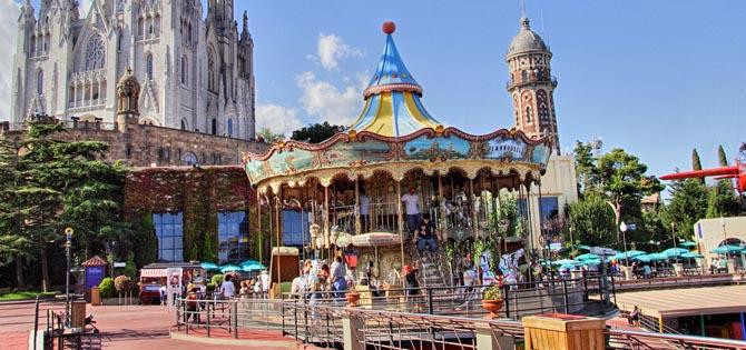 El parque de atracciones tibidabo busca personalofertas de for Oficinas mercadona barcelona