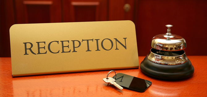 ofertas de empleo recepcionistas de hoteles