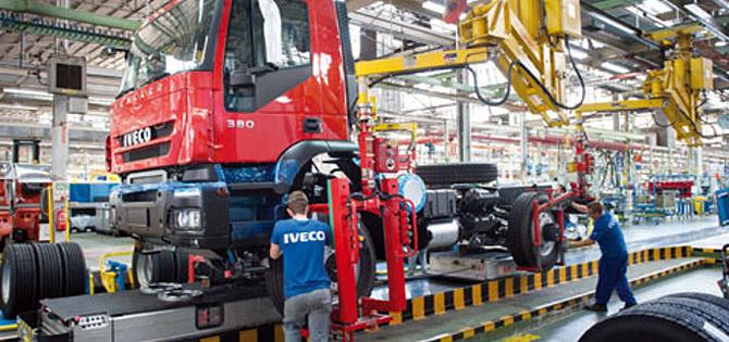 180 puestos de trabajo en iveco en madridofertas de empleo for Ofertas empleo madrid