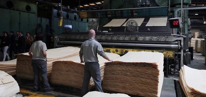 Garnica plywood crear 400 puestos de trabajo en for Ofertas de empleo en fabricas